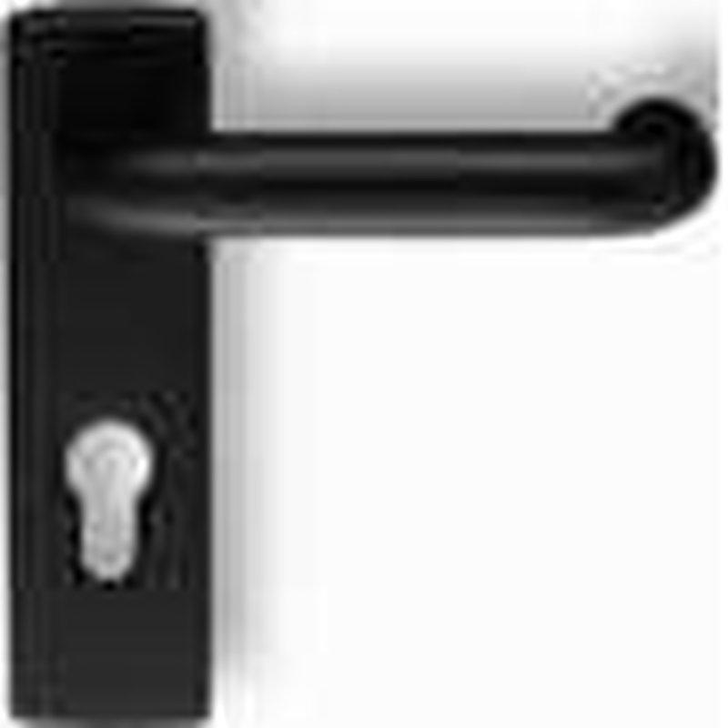 fh garnituren kantig dr cker dr cker schwarz 10 80. Black Bedroom Furniture Sets. Home Design Ideas