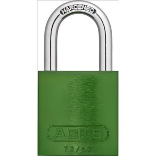 Abus 72/40HB40 color grün