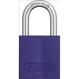 Abus 72/40HB40 color lila