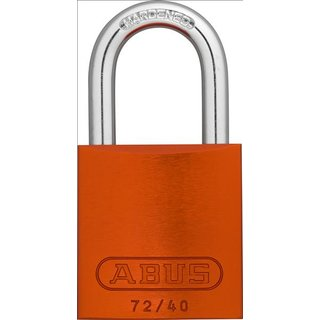 Abus 72/40HB40 color orange